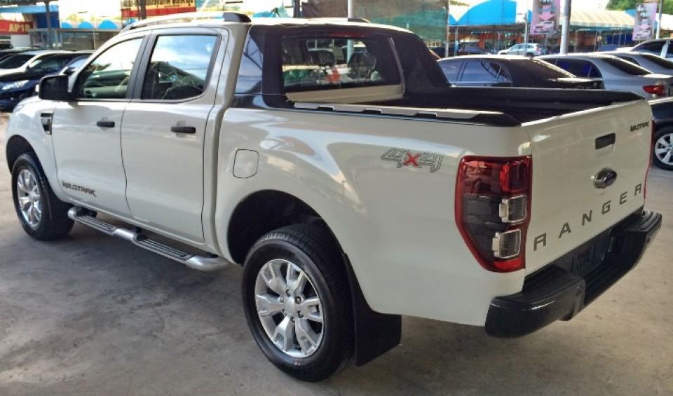 Ford Ranger Pickup Truck - Thailand Car Exporter