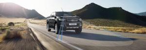 Ford-Ranger-lane-keeping-system