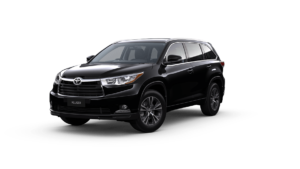 Kluger-AWD GXL 218_Eclipse_Black front