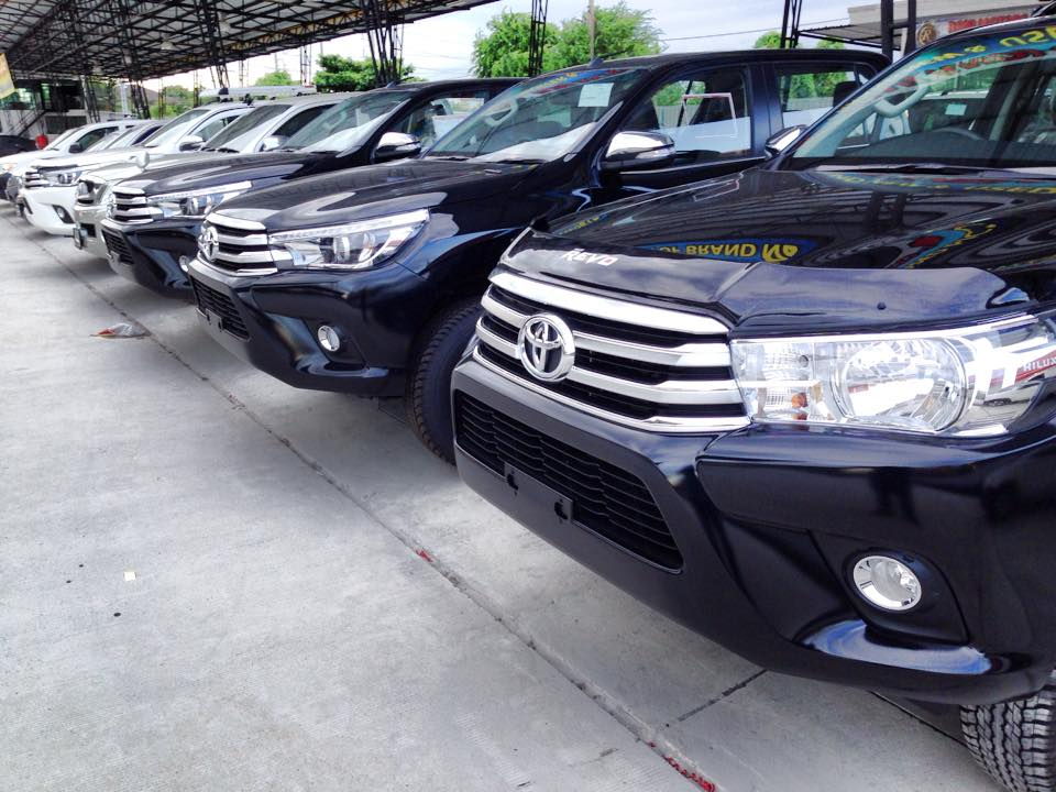 Thailand Pickup Truck Exporter And Dealer