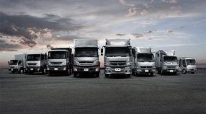 fuso-trucks