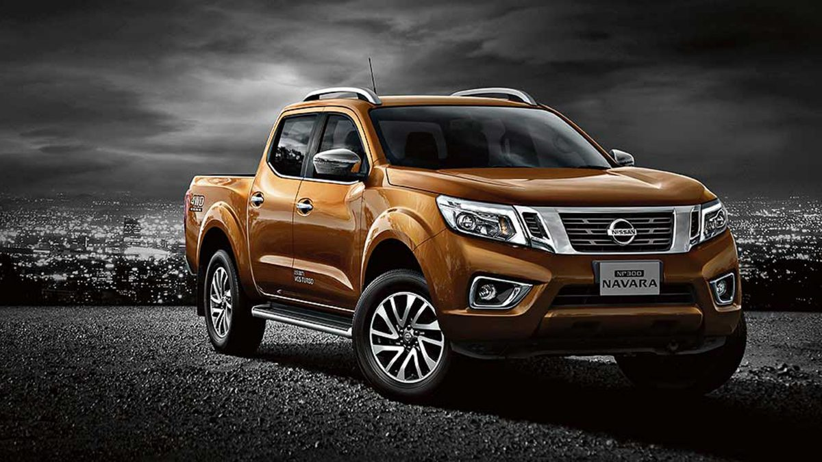 nissan navara pickup truck thailand car exporter. Black Bedroom Furniture Sets. Home Design Ideas